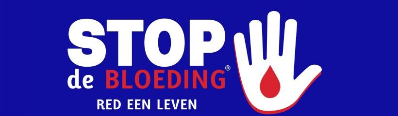 Stop de bloeding - red een leven