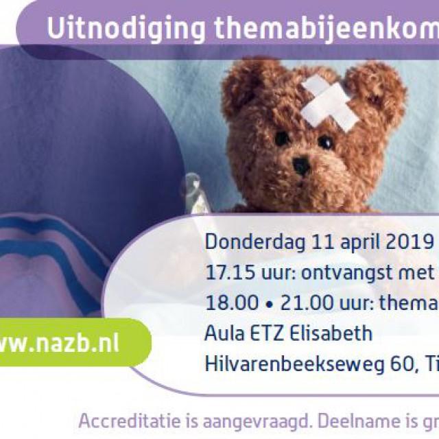 Themabijeenkomst hersenbloding bij kinderen