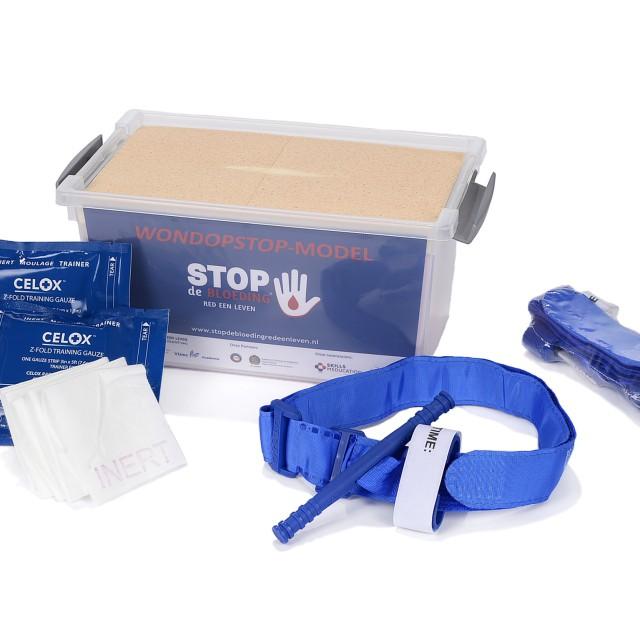 Hulpmiddelen cursus Stop de bloeding