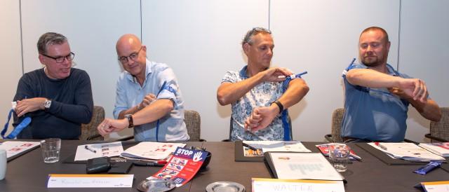Boa's Brabantse gemeenten krijgen training