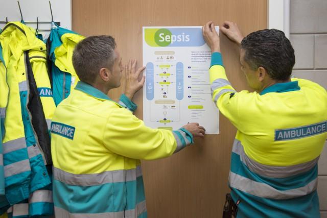 13 september: Wereld Sepsis Dag