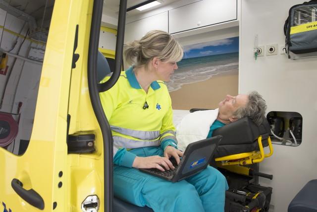 Naar welk ziekenhuis vervoer ik mijn gewonde patiënt?