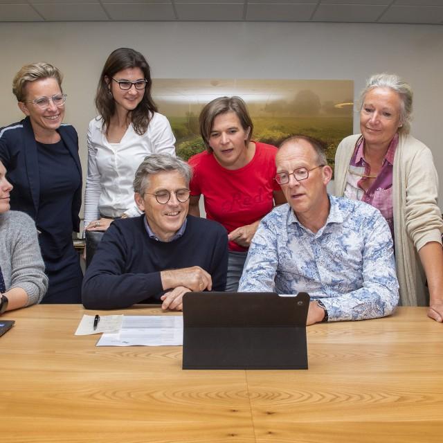 Projectgroep Zorgpad niet-specifieke klachten bij ouderen